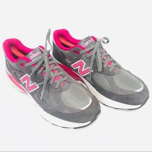 New Balance 990 V3 - Lace Up For the Cure - 10.5